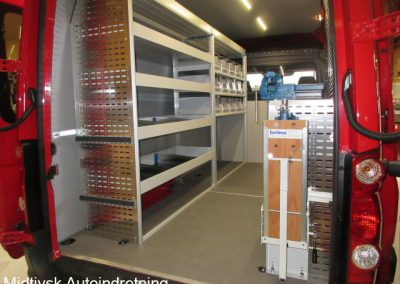 Sortimo – VW Crafter L2 H2